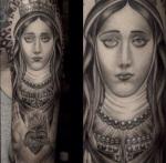 Tattoo by Anderson Luna, Saved Tattoo